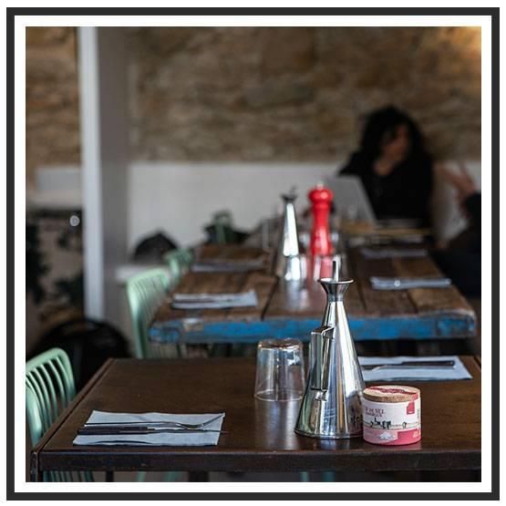 Le Restaurant - Cacio e Pepe - Trattoria Marseille